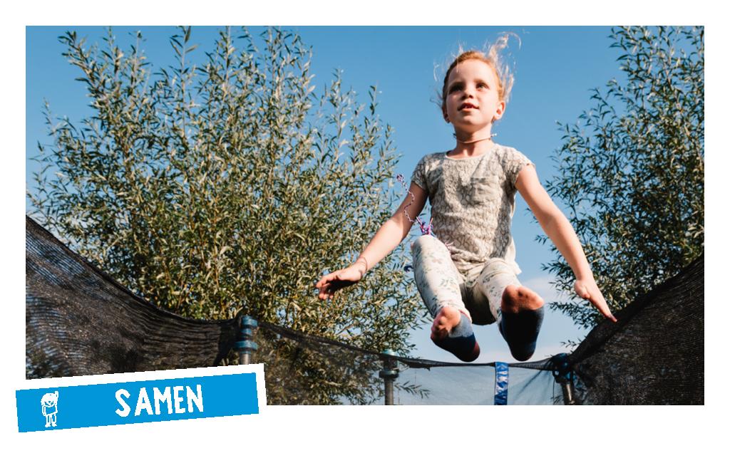 Kinderen stimuleren om buiten te spelen? Het hoeft niet moeilijk te zijn!