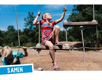 Blind, doof of zit je in een rolstoel? Elk kind kan (buiten)spelen!