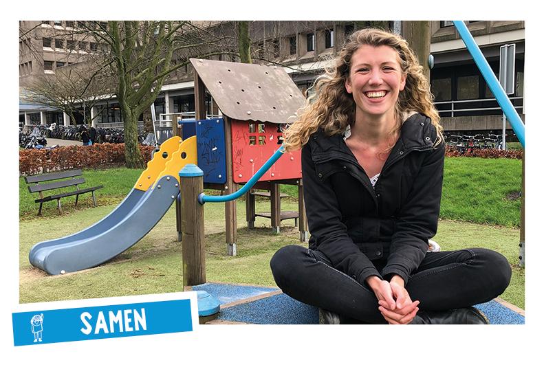 Speeltuinbende zorgt ervoor dat alle kinderen (met of zonder handicap) samen kunnen spelen