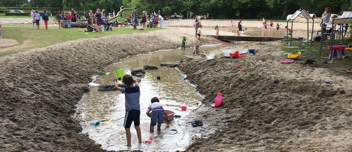 Gezonde Buurten: samen een speel- en ontmoetingsplek in de wijk creëren!