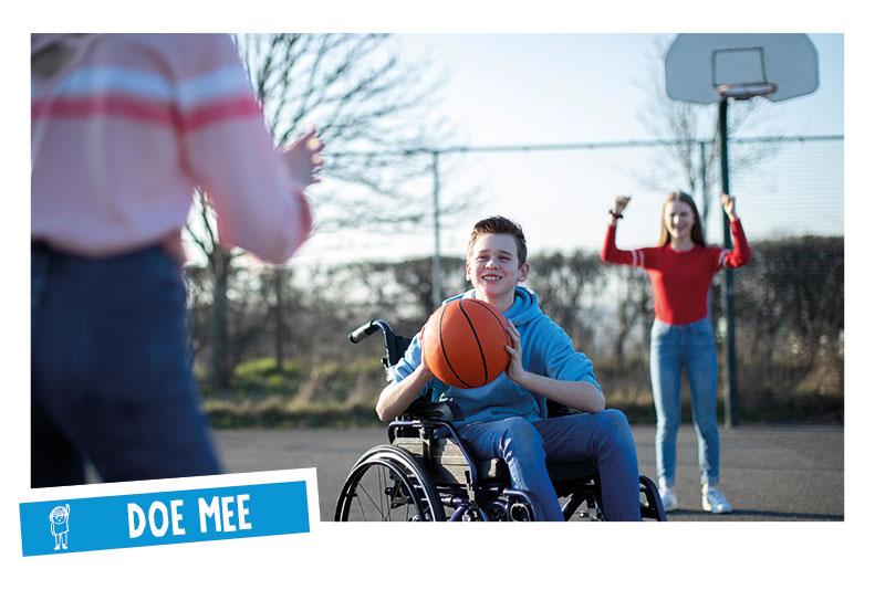 Kinderen in actie Loterij Jantje Beton