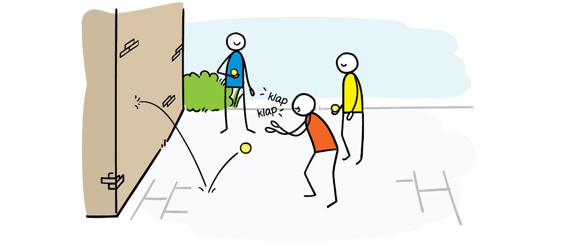 Kaatsballen Kaatseballen Kaatsenballen