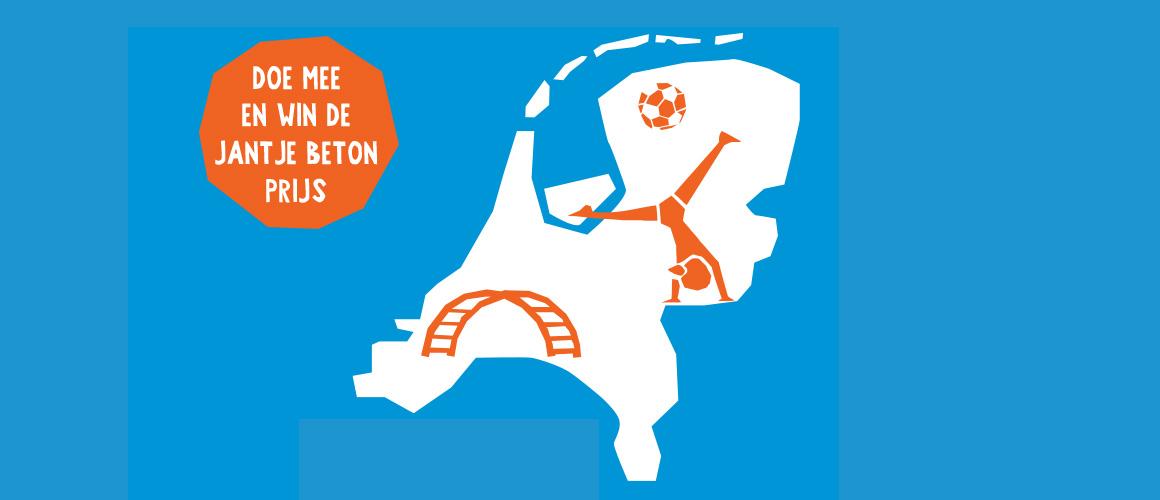Jantje Beton Prijs | Meest speelvriendelijke gemeente Nederland