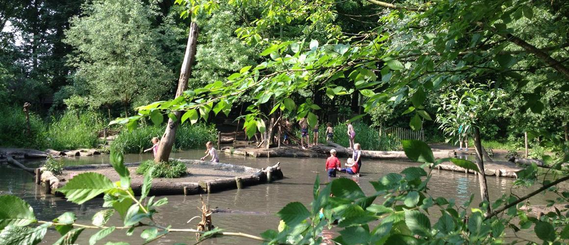 Natuurspeelplaats