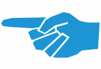 1164x792_icoon_Wijzende vinger_blauw